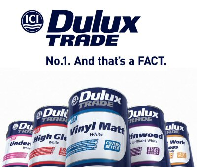 ici dulux trade Ici light oak gypsophila blueberry ruby glow black indigo wave  only colours marked with an asterisk are suitable for exterior use in dulux trade protective.